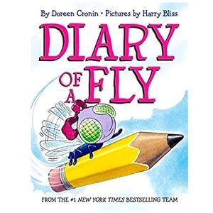 """🌈3/$20. Hardcover Book """"Diary of a Fly"""""""